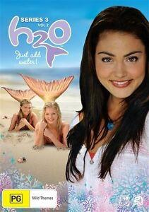 H2O - Just Add Water! : Series 3 : Vol 2 (DVD, 2012, 2-Disc Set)