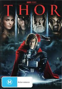 Thor  - DVD - NEW Region 4