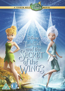 Tinker Bell and the Secret of the Wings DVD (2013) Roberts Gannaway
