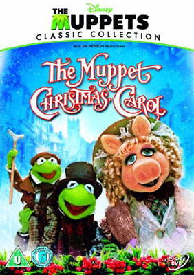 The Muppet Christmas Carol DVD NEW DVD (BUA0007501), used for sale  Manchester