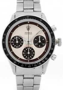 WE ARE SEARCHING FOR VINTAGE ROLEX WATCHES