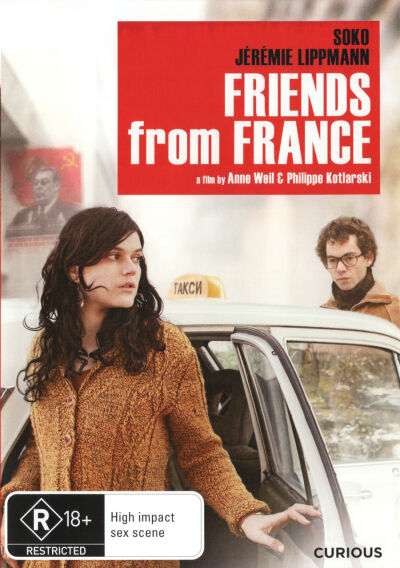 Friends from France  - DVD - NEW Region 4