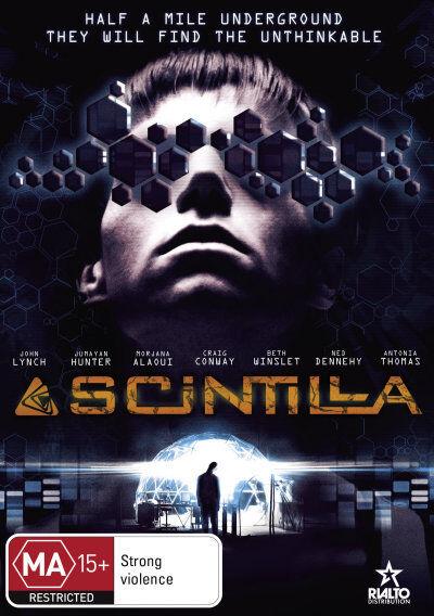 Scintilla  - DVD - NEW Region 4