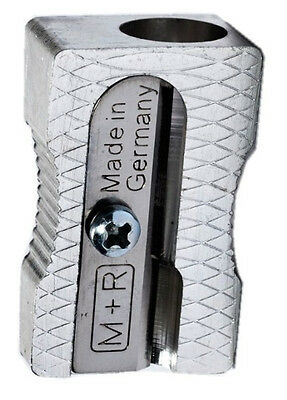 Anspitzer Bleistift Metall M+R Sonderangebot