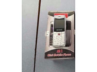 SONICA M1 MINI MOBILE PHONE WITH RECEIPT