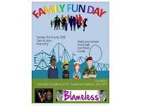 HAMILTON FAMILY FUN DAY / CAR BOOT / FUN FOR ALL.