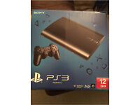 Playstation 3 Console with games PS3