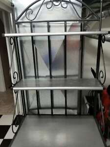Bakers Rack-Great for store or second kitchen.