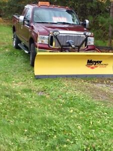 Plow truck for sale