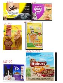 DOG, CAT, BIRD, RABBIT, FERRET, PETS, ACCESSORIES, BAKERS, SHEBBA, BAKERS,CAT FOOD, DOG FOOD, TOYS