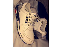 Y3 Trainers/Shoes- size 7