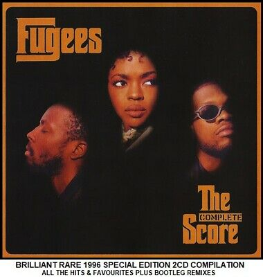 Fugees - Very Best Essential Greatest Hits Collection RARE 90's Hip Hop Pop (Best Hip Hop Albums 1996)