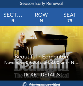Beautiful Carol king musical