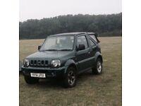 2001 Suzuki Jimney Convertible