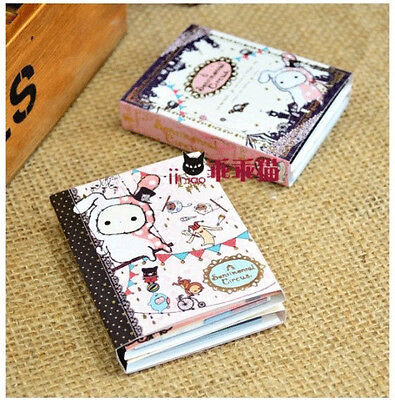zx Cute Sticker Post It Bookmark Notepad Marker Memo Flags Sticky Notes Book 1PC on Rummage