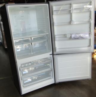 electrolux fridge 510l