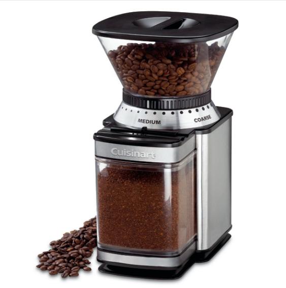 Cuisinart DBM-8 Supreme Grind Automatic Burr Mill - Brand Ne