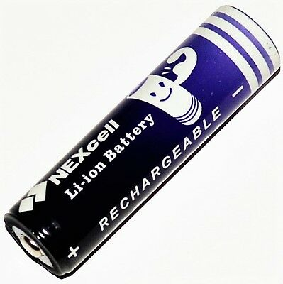 Li-ion Akku 3,7V 6000mAh Batterie für Nitecore HC30 HC60 Skilhunt H03 Stirnlampe