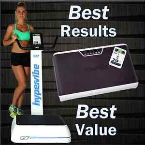 Get Real Results with aPowerful Hypervibe Vibration Machine