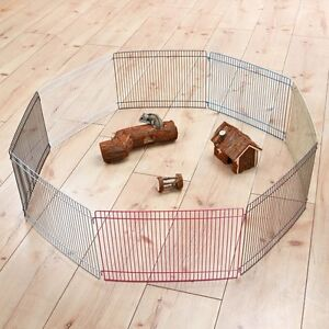 Hamster Mice Rodent Small Pet Indoor Play Pen Run Playpen