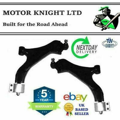 VAUXHALL ANTARA 06-16 FRONT SUSPENSION CONTROL ARMS / WISHBONES - LH & RH (PAIR)