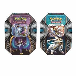 New Pokeman Sun & Moon Trading Cards Trainer TCG Booster Packs, Packages, Tins, Pins, Foils, EX Mega Box, Legends, Alola