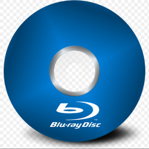 BluRay DVD à débarrasser