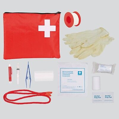 Trixie First Aid Kit Dogs & Cats Medical Supplies for Pets in Emergency Ticks
