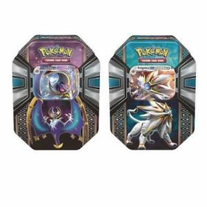 SALE! Pokeman Shining Legends, Sun & Moon Trading Cards TCG Booster Packs Tins  Foil EX Mega Box