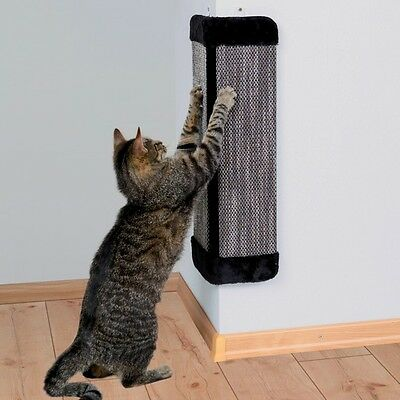 Pet Cat Kitten Wall Corner Scratching Scratch Board Mat with Catnip by TRIXIE