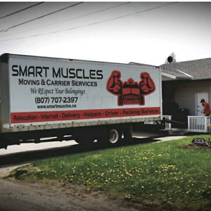 Smart Muscles - Reliable & Affordable Moving Service is now here