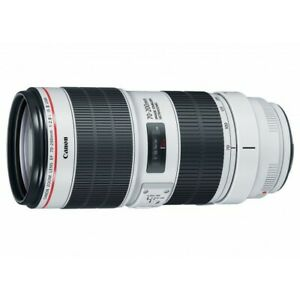 Store Sale - CANON EF 70-200MM F2.8L IS III USM LENS, Brand New