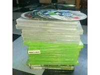 22pcs various Xbox 360 games