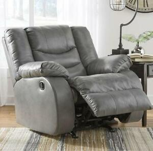 NEW Recliners In stock. Three Styles in Grey and Brown.  $495 each
