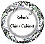 ROBINS CHINA CABINET