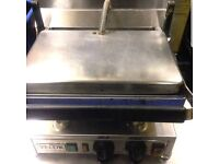 VELOX SILESIA SINGLE CONTACT/ PANINI GRILL TOASTER