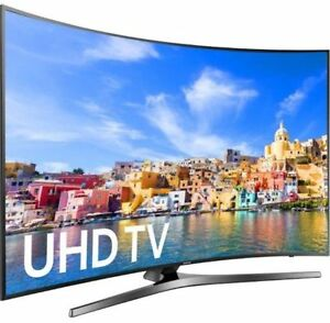 Samsung TV 4K 7500 series Curved new LED HDR pro