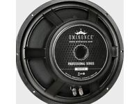 15 inch Eminence Speaker Professional Series. Like Sigma