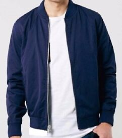 Lightweight Bomber Cotton Jacket For Men – Men's Jackets