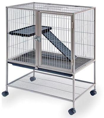 Ferret Cage Pet Bird Rabbit Chinchilla Hamster Guinea Pig Play House Cabinet New