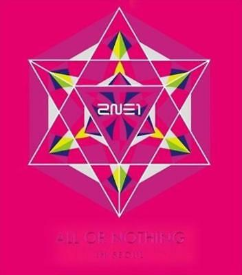 2NE1 - 2014 2NE1 WORLD TOUR LIVE CD: ALL OR NOTHING IN SEOUL NEW CD for sale  Shipping to India