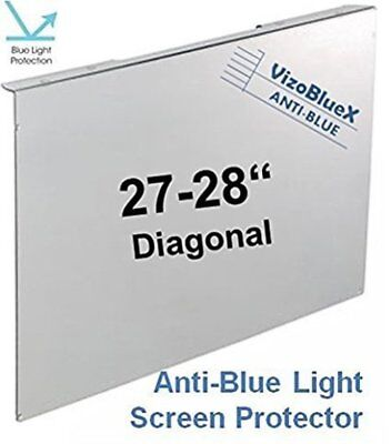27-28 inch Anti-Blue Light Computer Monitor Filter 4 PC Scre