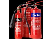 Brand New Fire Extinguishers, Signage and Related Items For Sale.
