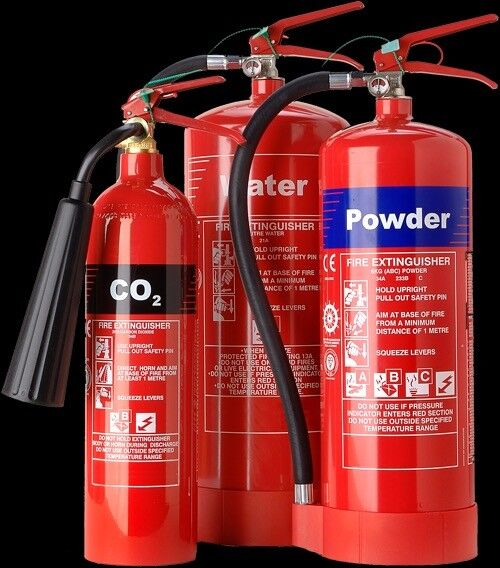 Brand New!! Fire Extinguishers And Other Related Items For Sale!!