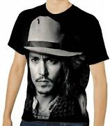 Johnny Depp T Shirt