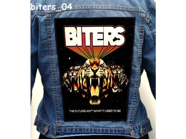 BITERS   Back Patch, Backpatch ekran  new