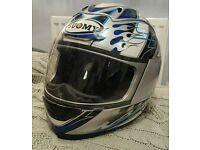 Suomy motorcycle helmet