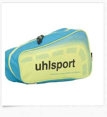 New Uhlsport ELIMINATOR Professional Soccer portero GOALKEEPER GLOVE / SHOE BAG for sale  Shipping to India