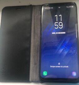 Samsung s8 unlocked 64gb like new