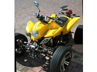Road legal quad 2012, not buggy, ktm, ltz, raptor, replica